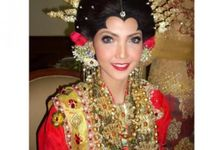 Makassar bride by Upan Duvan