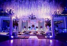 Wedding Reception of Nelson & Maria by Lumens Indonesia