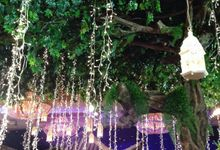 Wedding Reception of Budi & Felice by Lumens Indonesia