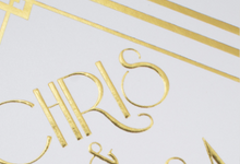 Chris And Felyssa Wedding by Blumento Cards