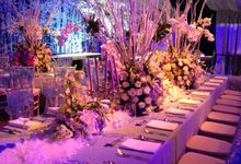 Wedding Reception of Bobby & Selvira by Lumens Indonesia