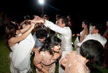 Ellen & Sumanggar by ProjectDEA Wedding Planner