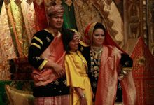 Puti & Gilang by ProjectDEA Wedding Planner