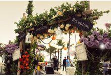 Detail of AiLuoSi by AiLuoSi Wedding & Event Design Studio