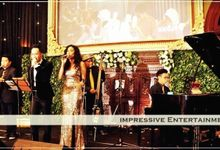 Elegant Chamber with Duet Singer by Impressive Entertainment