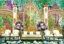 Wedding Decoration - Hotel Mulia by Suryanto Decoration