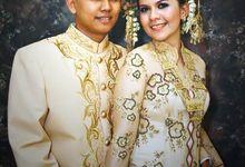Traditional Modern Wedding by A Yan's Omintara Professional Make up Artist
