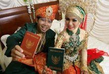 Wedding make up in Kepulauan riau by Wahyuaji Management Bandung