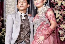 Wedding make up n kebaya by Wahyuaji Management Bandung