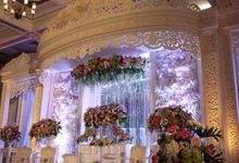 Wedding Reception of Devi & Edwin by Lumens Indonesia