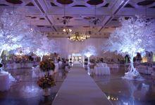 Wedding Reception of Devi & Edwin by Lumens Indonesia
