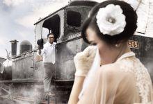 Prewedding by kenarini photography