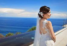 Wedding Dress by Melta Tan