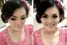 EngagementMakeup by Lina Gunawan MakeUpArtist