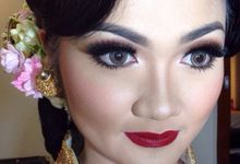 Nella Wedding by Bennu Makeup