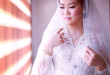 Dina Wedding Dress by Tommy Figo