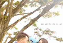 Ari dan Yoga by Edkart Photoworks