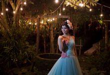 Shinta & Sammy Prewedding Photoshoot by Marlina Wu MUA