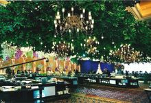 Wedding Decoration - Hotel Mulia by Suryanto Decoration