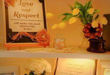 The Sweetness of Love by Fuchsia Decoration