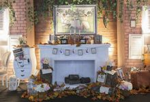 Romantic Rustic Wedding by Fuchsia Decoration
