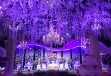 Wedding Lighting by Etcetera Lighting