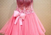 Wenny Sweet 17 by Felicia Sidarta Couture