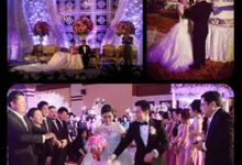 Christiana  & Anton Wedding by Tommy Figo