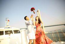 Romantic Suramadu Bride by Kaya Bunga