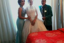 The Wedding of Weda & Lidya by Fabulous Event Organizer