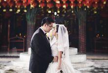 preceding and wedding by V E R A H A I L I E