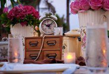 Anthony & Michelle Wedding  Engagement by AiLuoSi Wedding & Event Design Studio