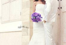 wedding Chalih & Yudha by YU makeup artist