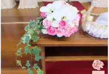 Decoration by Pivoine Flower Shop