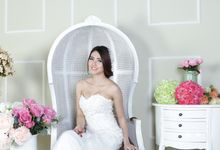 Wusisters Bridal Collection by Florence Aryanto