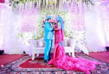 The Wedding Agik & dr Putri by CLAY PHOTO