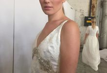 Bridal Fashion Week by Felicia Sarwono Makeup Art