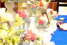 Daddy  surprise birthday by Valexis Table Design