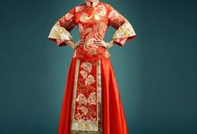 Chinese Traditional Costume by Fairy Couture