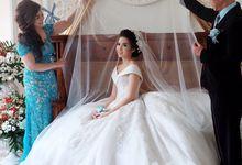 Nike Wedding by Cindy Tandiyah