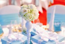 Tiffany & Co Simple Wedding by UNICO PLANNER