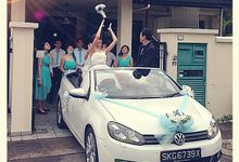 SG 50 Promotion by Weddingcarriages Singapore