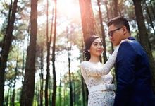 Prewedding by vinamakeupartist