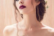 BRIDAL makeup photos by Vena MUA