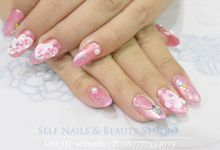 Self Nail Art by Self Nails