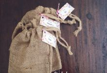Burlap - Goni Pouch Vintage by Packy Bag Vintage