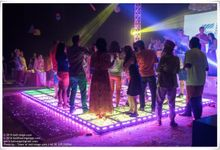 Newlook V2 Dancefloor at The Stones by Bali-stage.com