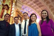 Ceremony: Villanueva-Ycasiano Nuptials by Perfect Fourth