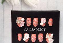 Wedding Idea by NAILSADDICT