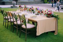 Table decor competition by Ruschic Decor